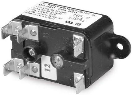 relay SpDt 120vac Coil  50//60 Hz