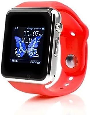 Amazon.com: SmartWatch móvil visualización táctil reloj ...