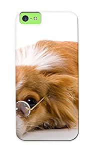 Funny Dog Case Compatible With Iphone 5c/ Hot Protection Case