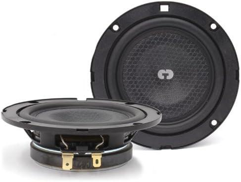 CL-4SL CDT Audio 4 MIDRANGE MIDBASS Super Slim Speakers MIDS CL4SL New