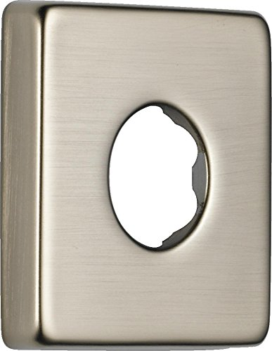 (Delta RP51034SS Shower Flange for Tub and Shower, Stainless)