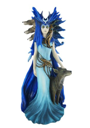 Veronese Anne Stokes HEKATE Statue Wicca Nemesis Now