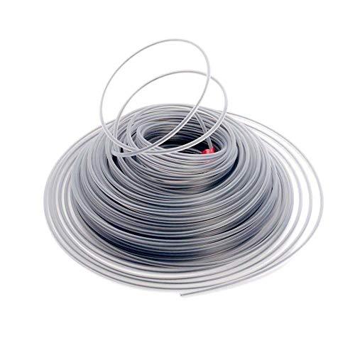SNOWINSPRING 3.0Mm Recortadora Cuerda de Alambre de Cable de LíNea ...