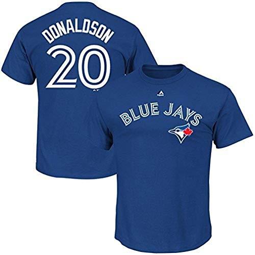 862b5e409a4 Josh Donaldson Toronto Blue Jays Memorabilia at Amazon.com. Amazon.com. Josh  Donaldson Toronto Blue Jays MLB Majestic Youth Blue Alternate Cool Base  Replica ...