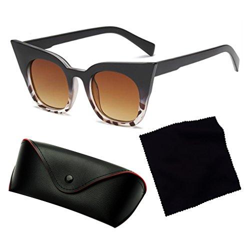Moda Estilo Eye La Calle De Cat Vacaciones C7 Para Sunglasses Unisex Nuevo Niños Gafas Y adulto Trend 400 Adultos UV Viajar TxC17qOx