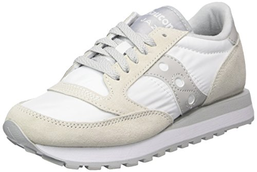 Grey Unisex Saucony White Multicolore Running da Jazz O Scarpe Adulto PqwzUP