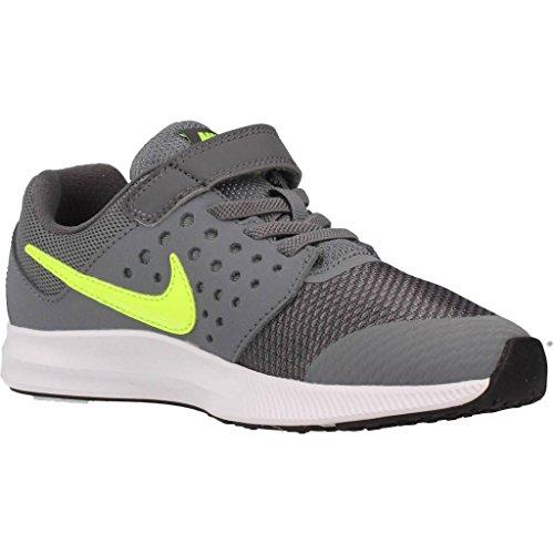 Zapatillas para ni�a, color gris , marca NIKE, modelo Zapatillas Para Ni�a NIKE DOWNSHIFTER 7 Gris Gris