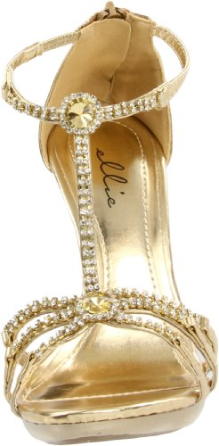 mujer Dorado Para Darling 431 darling Shoes431 Ellie XzFqg