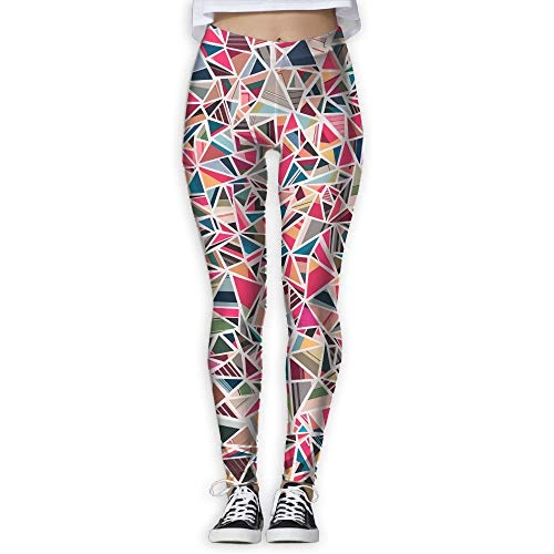 gewespe New Mix Patterns Printing Design Compression Leggings Pants Tights for Women S-XL -