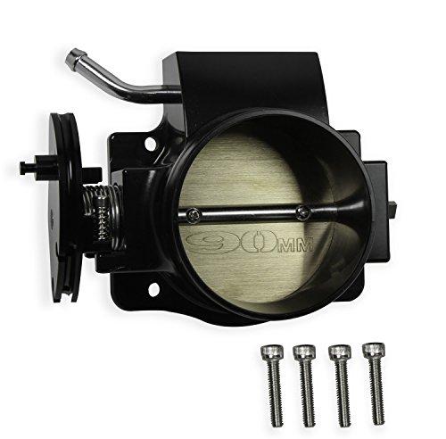 - Holley 860010 Sniper EFI Throttle Body 90 mm. Throttle Body w/Sniper EFI Logo Black Sniper EFI Throttle Body