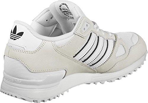 Adidas Originals Zx 750 Uomini Della Scarpa Da Tennis Bianca Grigio / Luce