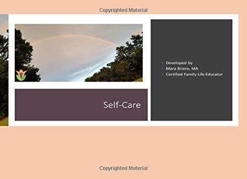 Pdf Self-Help Self-Care: Taking Care of the Caregiver