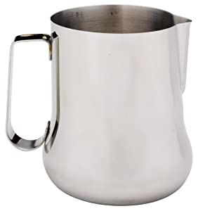Rattleware Spouted Bell Pitchers from Espresso Supply