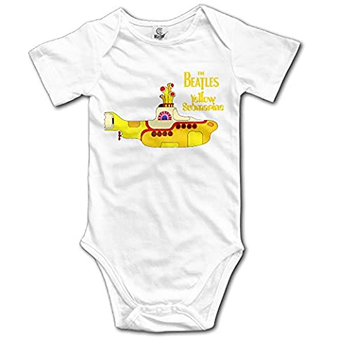 The Beatles Yellow Submarine Baby Onesies Baby Gift (Beatles Gifts For Kids)