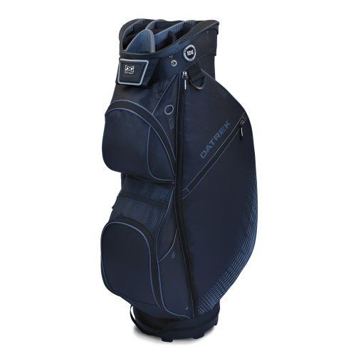 Datrek CB-Lite Golf Cart Bag, Black/Charcoal by Datrek