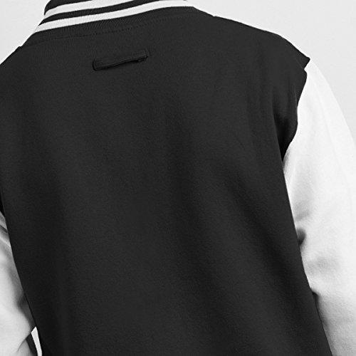 Jacket Varsity Black Ring The Bearer Of white Men's Rings Lord BYw0Rwqx