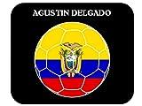 Agustin Delgado (Ecuador) Soccer Mouse Pad