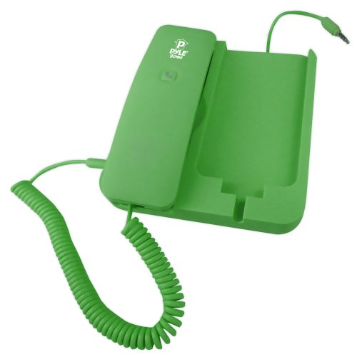 Pyle PIRTR60GR Handheld Desktop iPhone