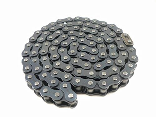 ZXTDR 420 100 Link Drive Chain for Pit Dirt Bike ATV (Chain 100 Links)