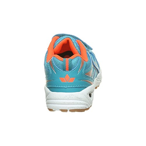 Lico - Zapatillas de atletismo de Material Sintético para niño turquesa