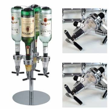 Wall Mounted Wine Dispenser Beer Cocktail Juice Dispensers Bar Home Pourer Machine Kyz Kuv