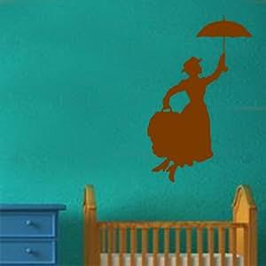 Mary Poppins Wall Sticker