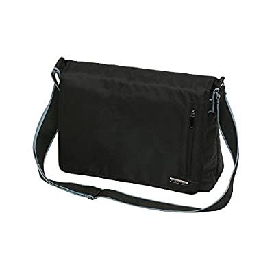 Kensington Urban Messenger Bag with Adjustable Shoulder Strap (K28109WW-2PK)