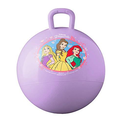 - Hedstrom 55-97122 Disney Princess Hopper Ball for Kids, 15 Inch, Multicolor
