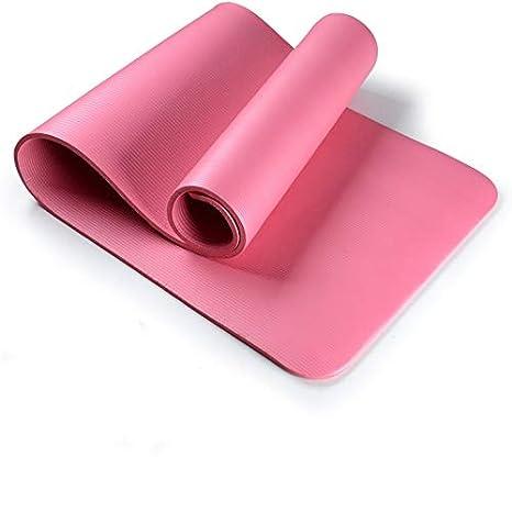 L-HOME Estera de Yoga 10 MM/Grueso/Ancho/Abdominales Camilla ...