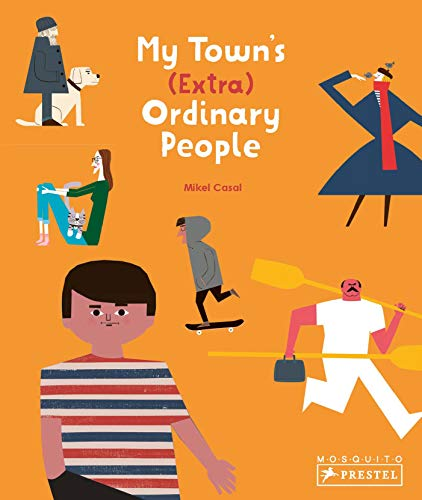 My Town's (Extra) Ordinary People]()