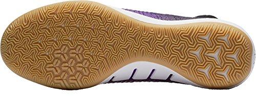 Nike Men's 831976-085 Futsal Shoes Black (Black / Total Crimson-hyper Grape) Qihm33