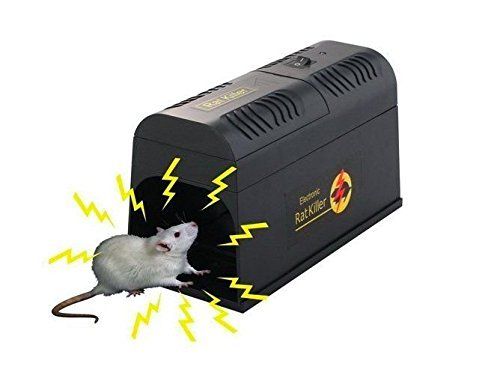 Pest-Stop Electronic Rat Killer by PhoebusTech