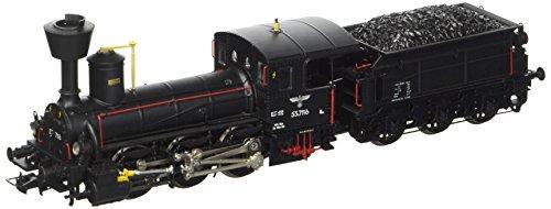 Bachmann Europe Liliput L131962 Tender Locomotive 671 53 7116 DR Ep.II HO Scale Model Train