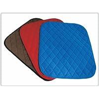 Sitzschutzauflage Sitzauflage saugfähig, Sitzkissen, Sitzpolster, Inkontinenzauflage Gr. 40 x 50cm, Farbe: bordeaux *Top-Qualität*