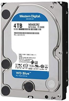 WD Blue - Disco duro para ordenadores de sobremesa de 4 TB (5400 ...