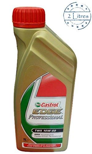 Castrol Edge Professional Tws 10w60 Engine Oil 2 X 1 Litre Amazon