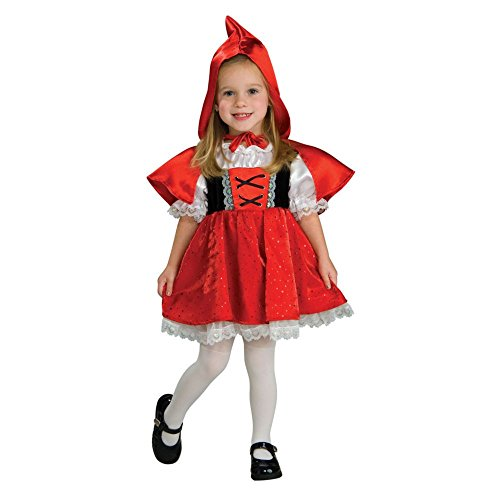 Rubie's Red Riding Hood Toddler Halloween costume 885657-T