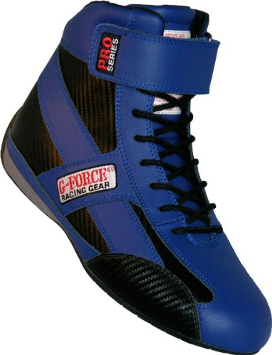 G-Force 0236100BU Pro Series Blue Size 100 Racing Shoes by G-FORCE Racing Gear