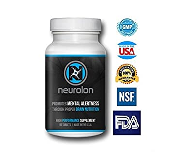 Amazon Com Neurolon Best Selling Brain Supplement Physician