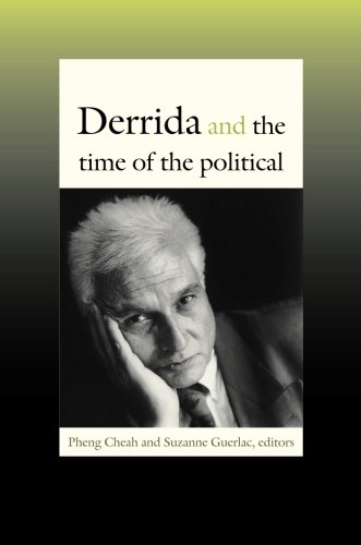 Derrida and the Time of the Political Text fb2 book
