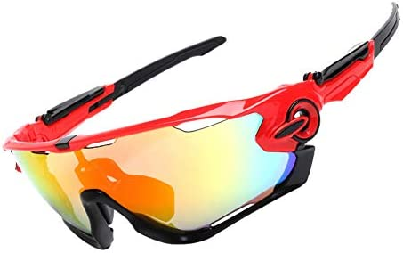 Amazon.com: Gafas de sol para bicicleta de montaña de color ...