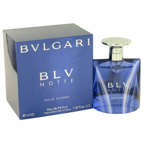 Bvlgari Blv Notte By Bvlgari For Women. Eau De Parfum Spray 1.3 Ounces ()