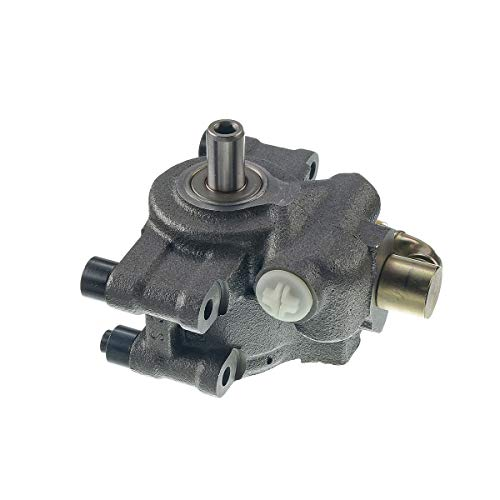 A-Premium Power Steering Pump For Ford F-150 2004-2008 Expedition Lobo Lincoln Mark LT ()