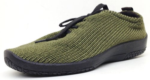 Ls 1151 Shoes Verde Oliva Fabric Arcopedico Womens 5Rn1SxqA