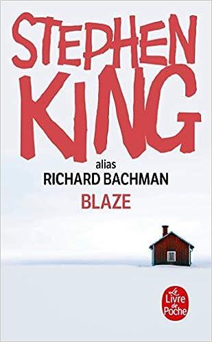 Blaze Amazon Ca Stephen King Books