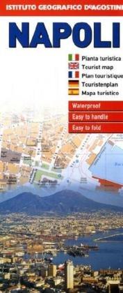 Napoli 1:9.000 (Piante turistiche Italia) por Instituto Geografico DeAgostini