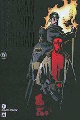 バットマン/ヘルボーイ/スターマン (小プロ・ワールドコミックス)