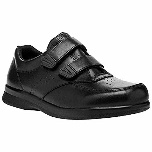 Propet Menns Vista Stropp Skoen Sorte 11,5 X (3e) Og Oksy Renere