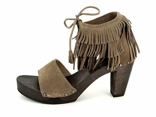 Softclox Faru brown - Sandalias de vestir para mujer Marrón - marrón