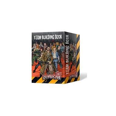Zombicide Team Building Deck Board Game